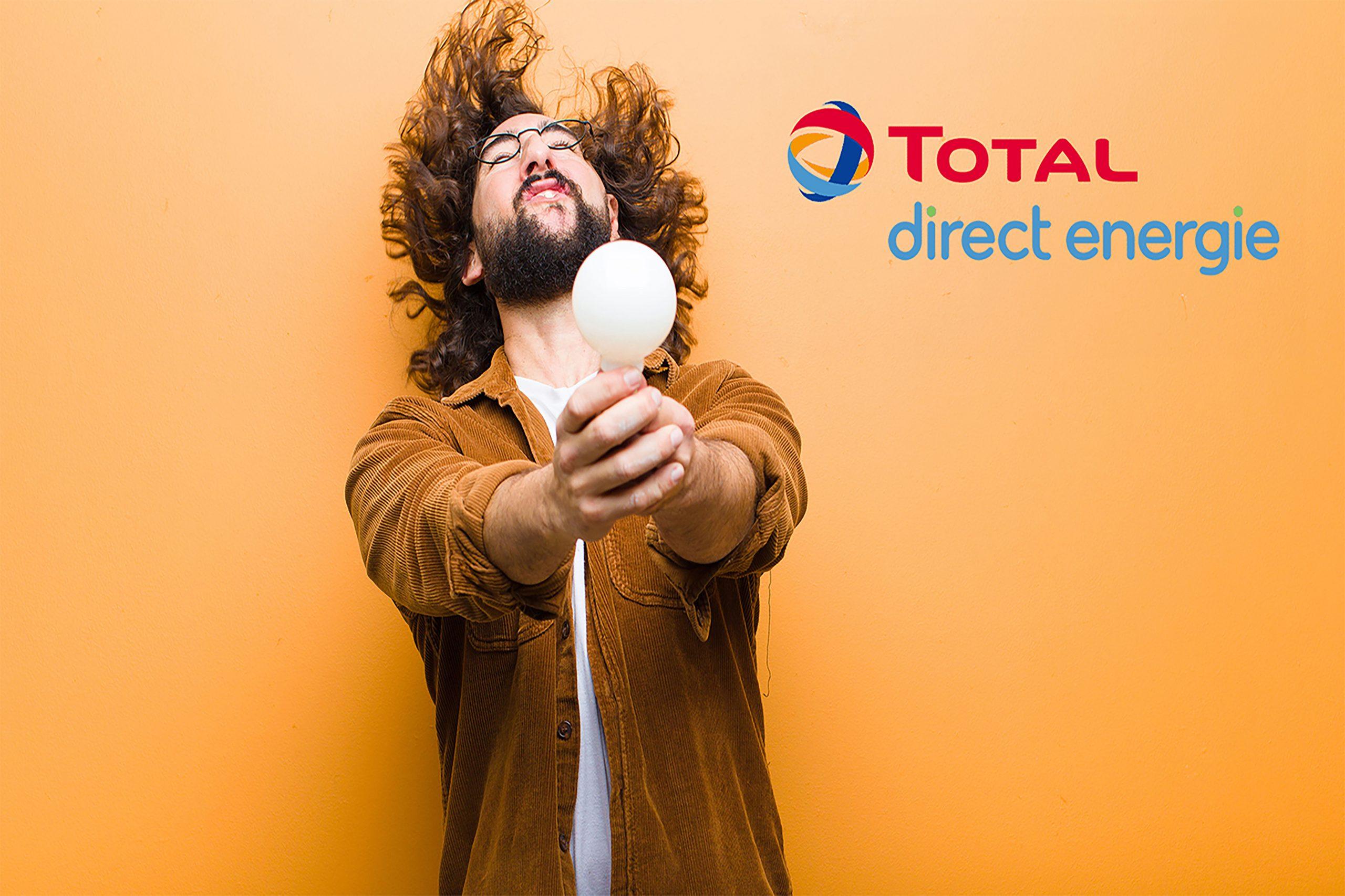étude de cas total direct énergie